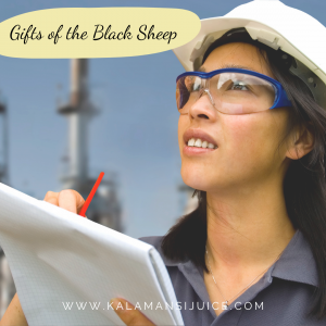 gifts of the black sheep