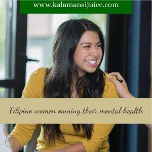 filipino women in therapy