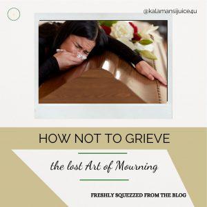 grief filipino culture