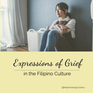 filipino grief