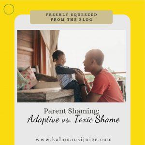 adaptive shame