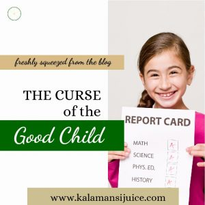 curse of the good child